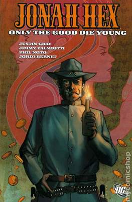 Jonah Hex Vol. 2 #4