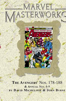 Marvel Masterworks (Hardcover) #258