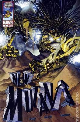 New Mutants Vol. 3 (Comic Book) #5