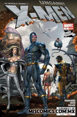 Uncanny X-Men (2009-2012)