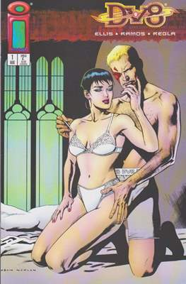DV8 (Variant Cover) (Comic Book) #1.3