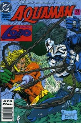 Aquaman (Rústica 96-112 pp) #2