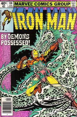 Iron Man Vol. 1 (1968-1996) (Comic book) #130