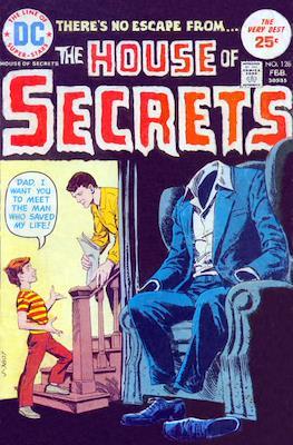 The House of Secrets (Grapa) #128