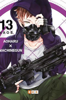 Aoharu x Machinegun #13