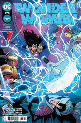 Wonder Woman Vol. 1 (1942-1986; 2020-) #773