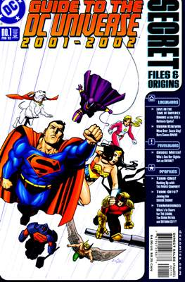 Guide to the DC Universe 2001 - 2002 Secret Files & Origins