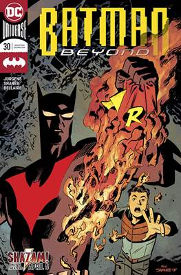 Batman Beyond (Vol. 6 2016-...) (Comic Book) #30