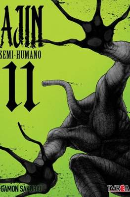 Ajin: Semi-Humano #11