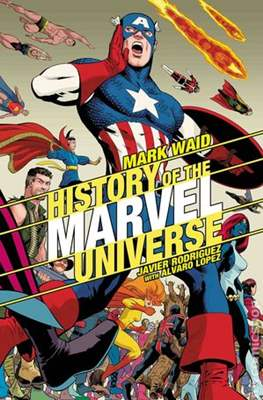 History of the Marvel Universe (Variant Cover) (Comic Book) #2