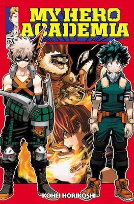 My Hero Academia (Paperback) #13