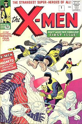 The Uncanny X-Men (1963-2011) (Comic-Book) #1