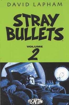 The Collected Stray Bullets (Softcover) #2
