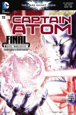 Captain Atom The New 52! (2011-2012) #11