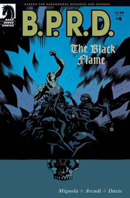 B.P.R.D. (Comic Book) #21