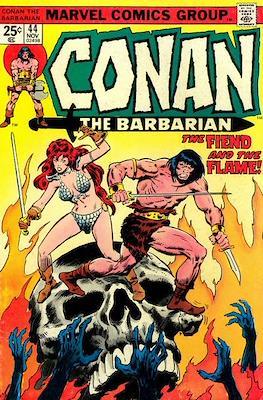 Conan The Barbarian (1970-1993) (Comic Book 32 pp) #44