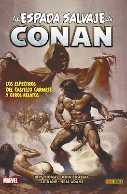 Biblioteca Conan. La Espada Salvaje de Conan (Cartoné 208-240 pp) #5