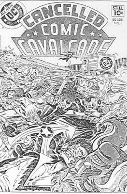 Cancelled Comic Cavalcade Vol 1 #1