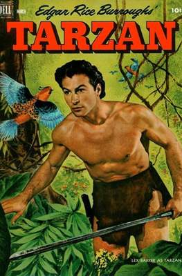 Tarzan (Comic-book) #30