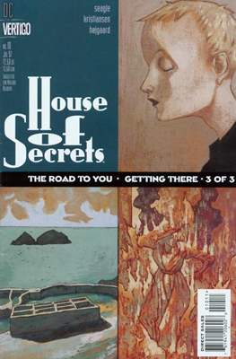 House of Secrets Vol 2 (Grapa) #10