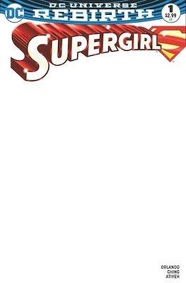 Supergirl Vol. 7 (2016-... Variant Cover) #1.2