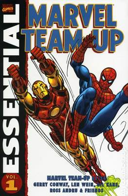 Essential Marvel Team-Up