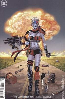 Old Lady Harley (Variant Cover) (Comic Book) #1