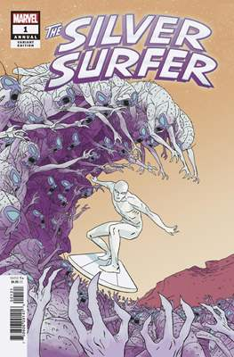 The Silver Surfer Annual (variant cover)