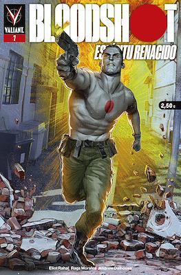 Bloodshot Espíritu renacido (Grapa 24 pp) #7