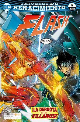 Flash. Nuevo Universo DC / Renacimiento (Rústica / Grapa.) #23/9