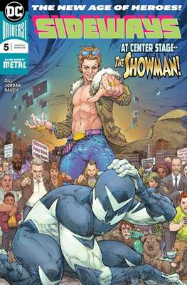 Sideways (Comic Book) #5