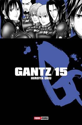 Gantz (Rústica) #15