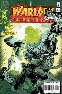 Warlock and the Infinity Watch (Comic-Book) #41