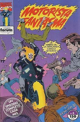 Motorista Fantasma (1991-1994) (Grapa. 17x26. 24 páginas. Color. (1991-1994).) #3