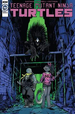 Teenage Mutant Ninja Turtles (2011-...) (Comic-book) #102