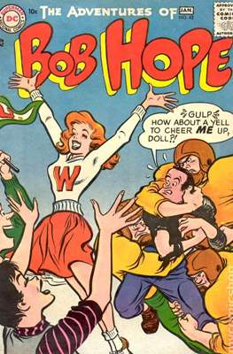 The adventures of bob hope vol 1 #42