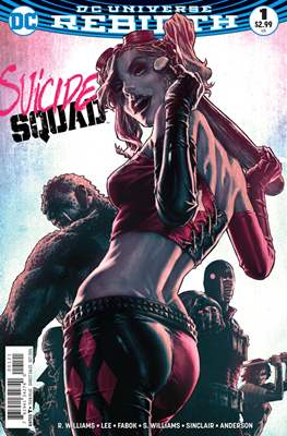 Suicide Squad Vol. 5 (2016- Variant Covers)