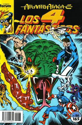 Los 4 Fantásticos Vol. 1 (1983-1994) (Grapa 36-32-24 pp) #86