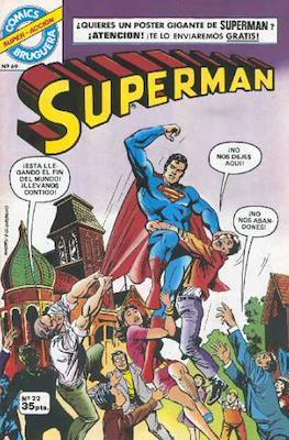 Super Acción / Superman #22