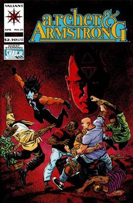 Archer & Armstrong (Comic-book) #21