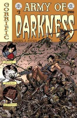 Army of Darkness: Ashes 2 Ashes (Comic Book) #2