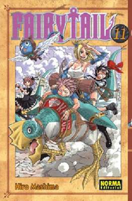 Fairy Tail #11