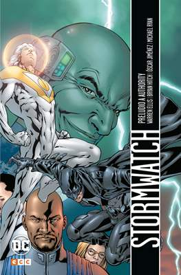 Stormwatch: Preludio a Authority (Cartoné 288 pp) #