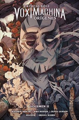 Critical Role - Vox Machina: Orígenes #2