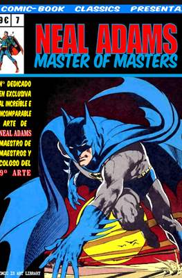 Comic Book Classics Presenta (Revista) #7