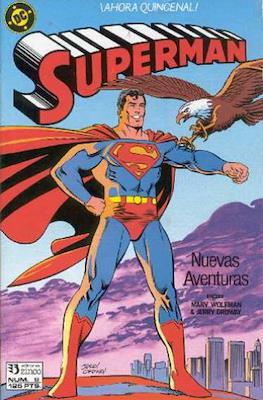 Superman: El Hombre de Acero / Superman Vol. 2 (Grapa 36 pp) #8