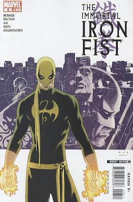 The Immortal Iron Fist (2007-2009) (Comic Book) #6
