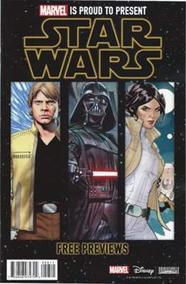 Star Wars Free Previews (Comic Book) #1