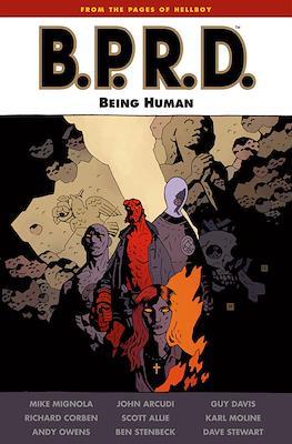 B.P.R.D. Being Human