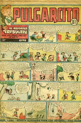 Pulgarcito (1946-1981 5ª y 6ª época) (Grapa, 16-32 páginas) #1095